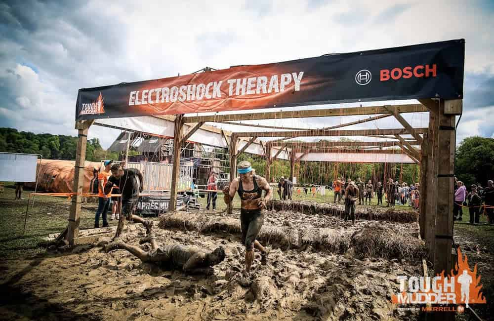 Large Format Obstacle Signage Graphics | Tough Mudder