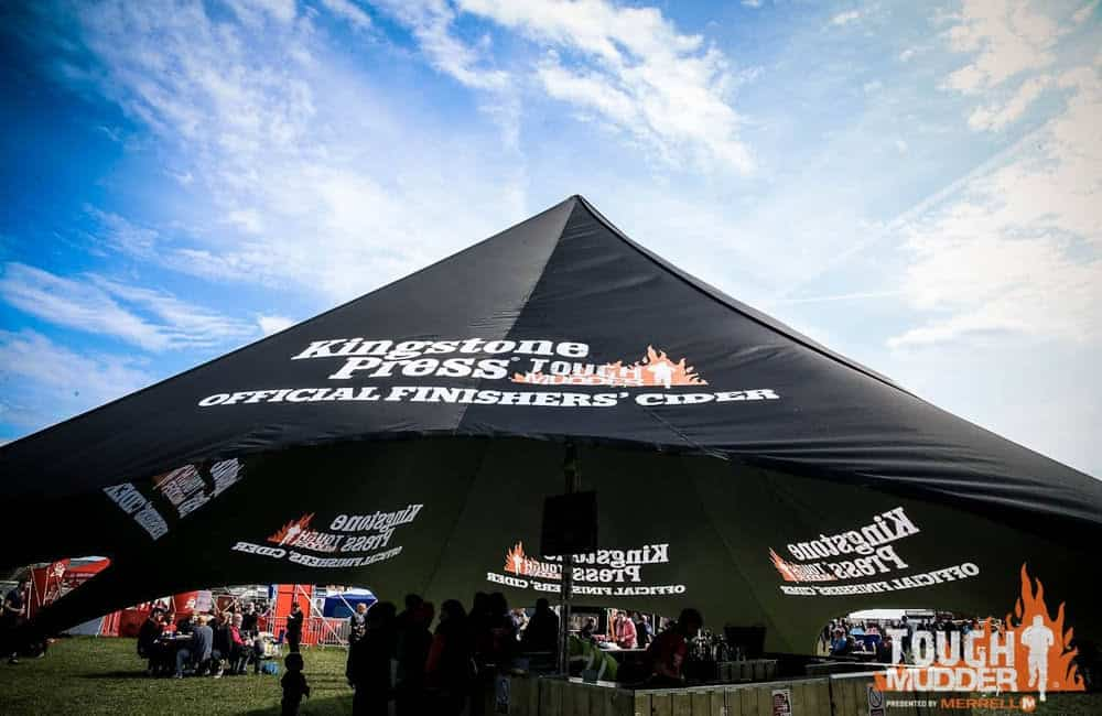 Branded Star Peak | Tough Mudder Events