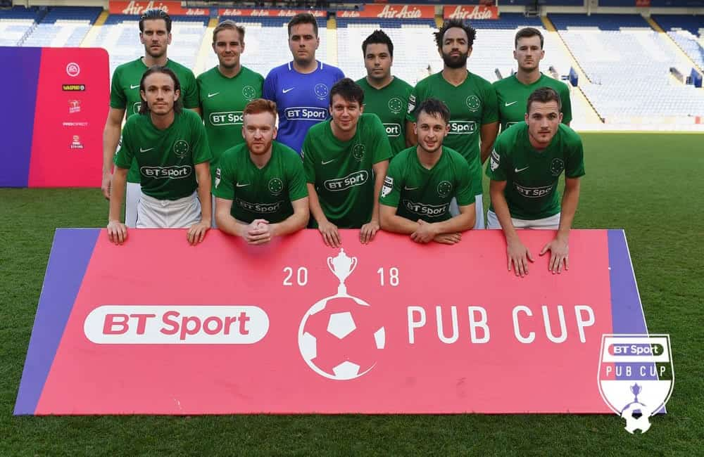 ProPlay BT Sport Pub Cup Printed Toblerone Event Signage | XG Group