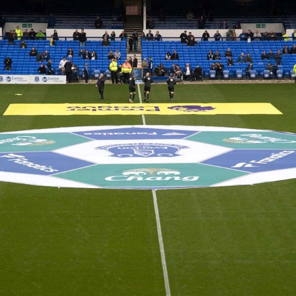 Centre Circle Banners for Football Clubs | XG Group