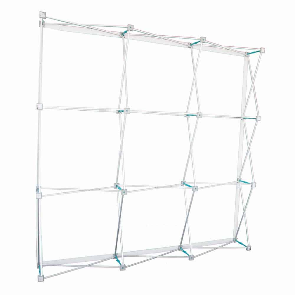 Fabric Hop Up Display frame | XG Group