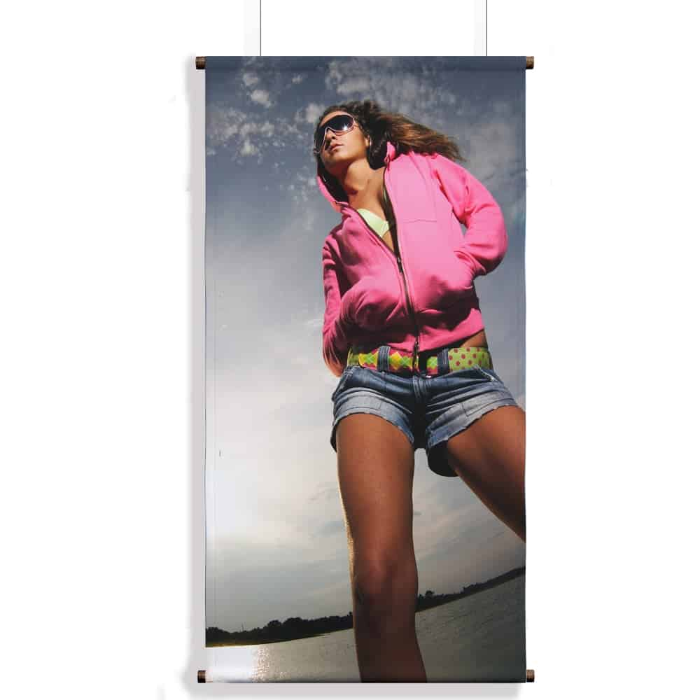Hanging Pole Banners | XG Group