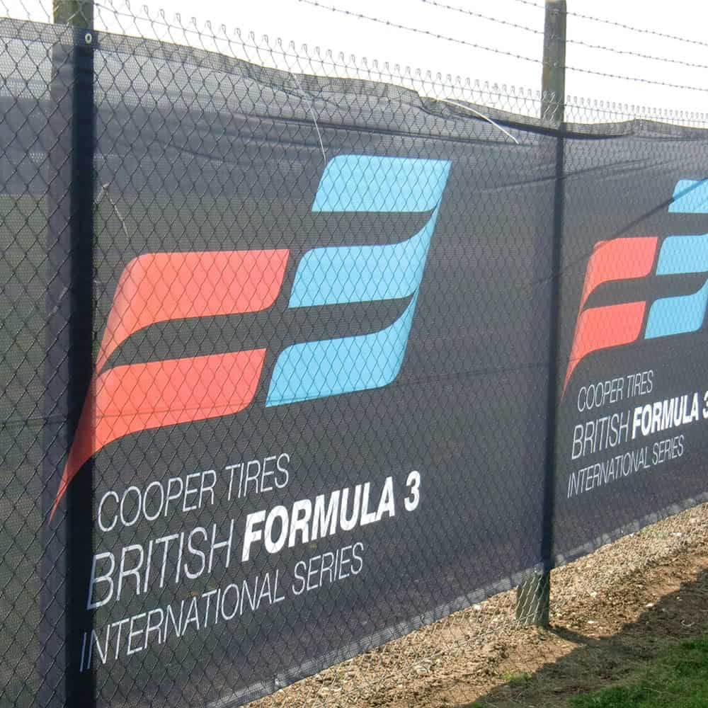Heras Fencing Banners | XG Group