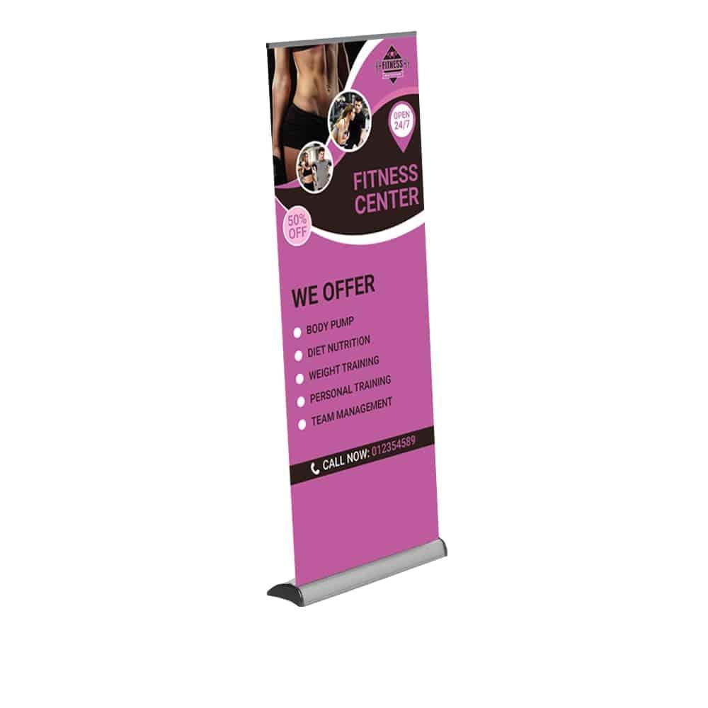 Cassette Roller Banners | XG Group