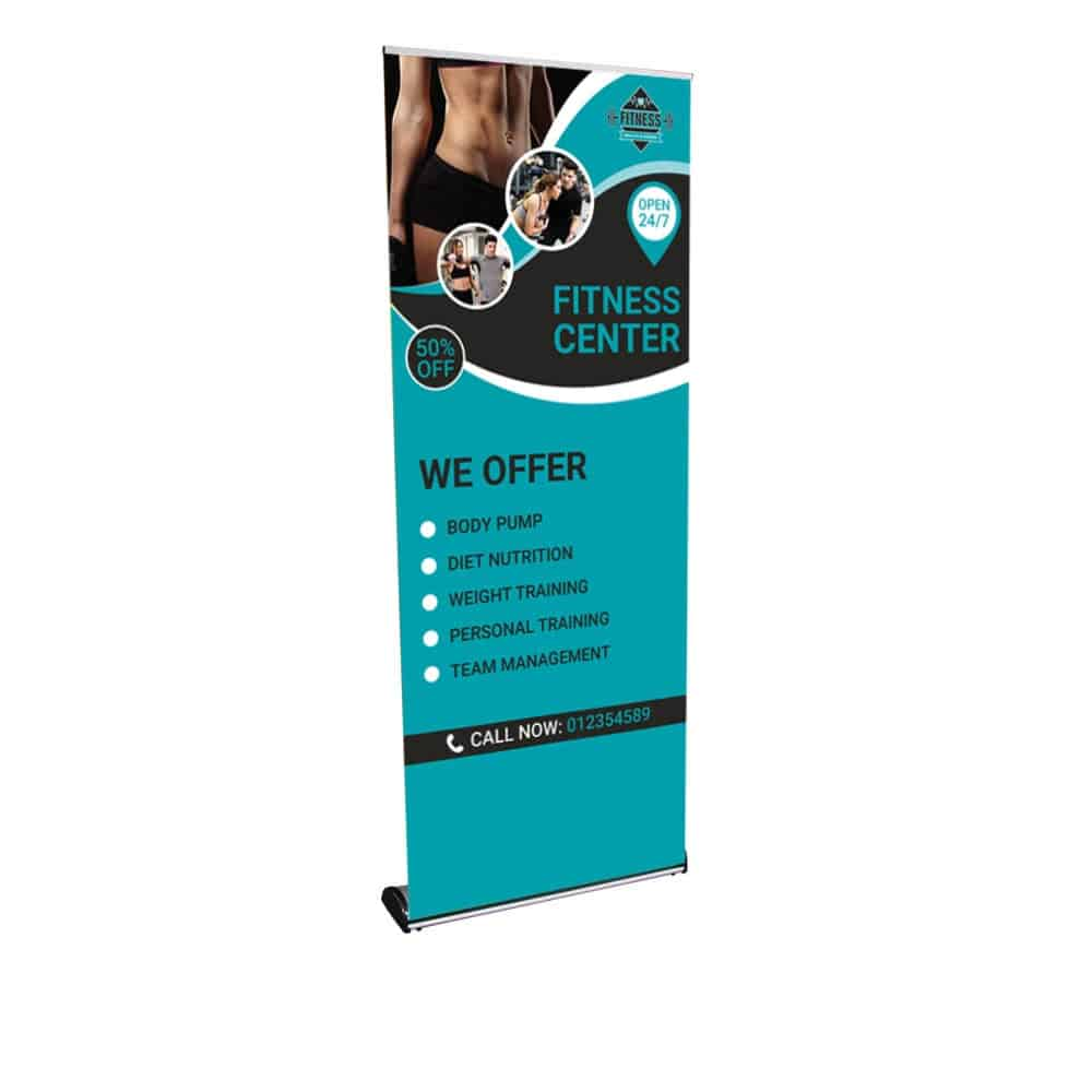 Popular R Roller Banners | XG Group
