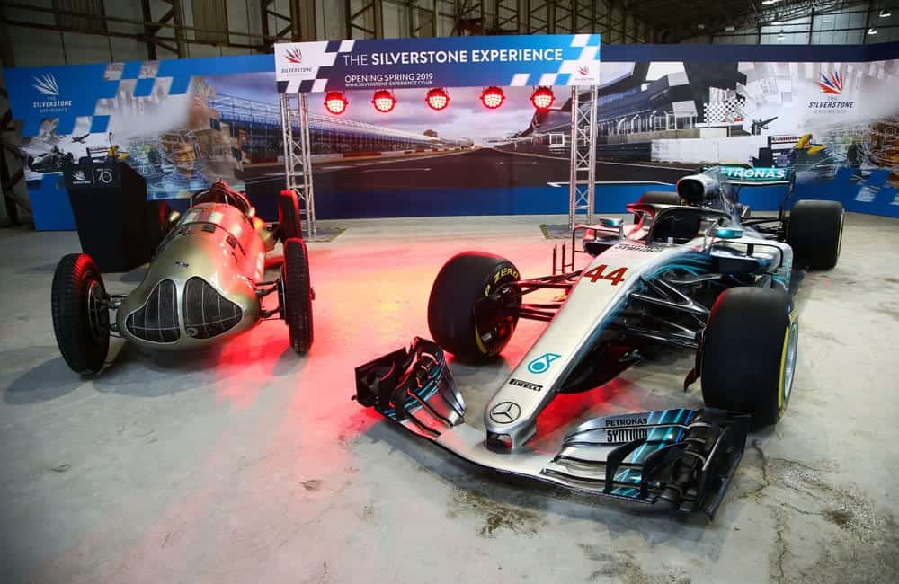 Silverstone Experience Launch Event Graphics 2 | XG Group