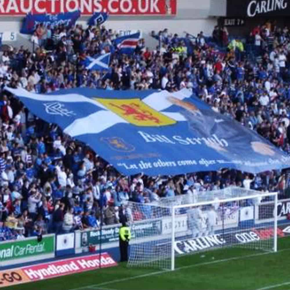 Club Supporter Banner Flags | XG Group