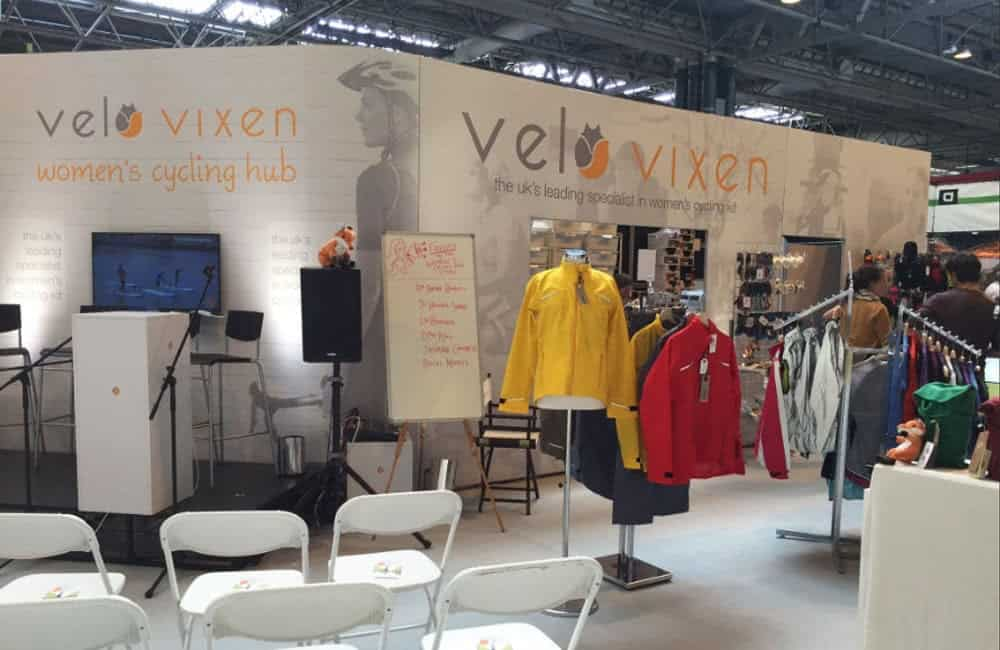 Velovixen Modular Display Exhibition System | XG Group