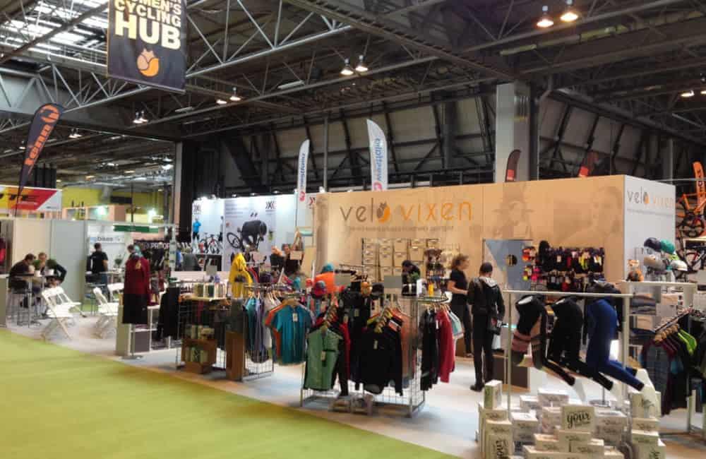 Branded modular exhibition display system VeloVixen | XG Group