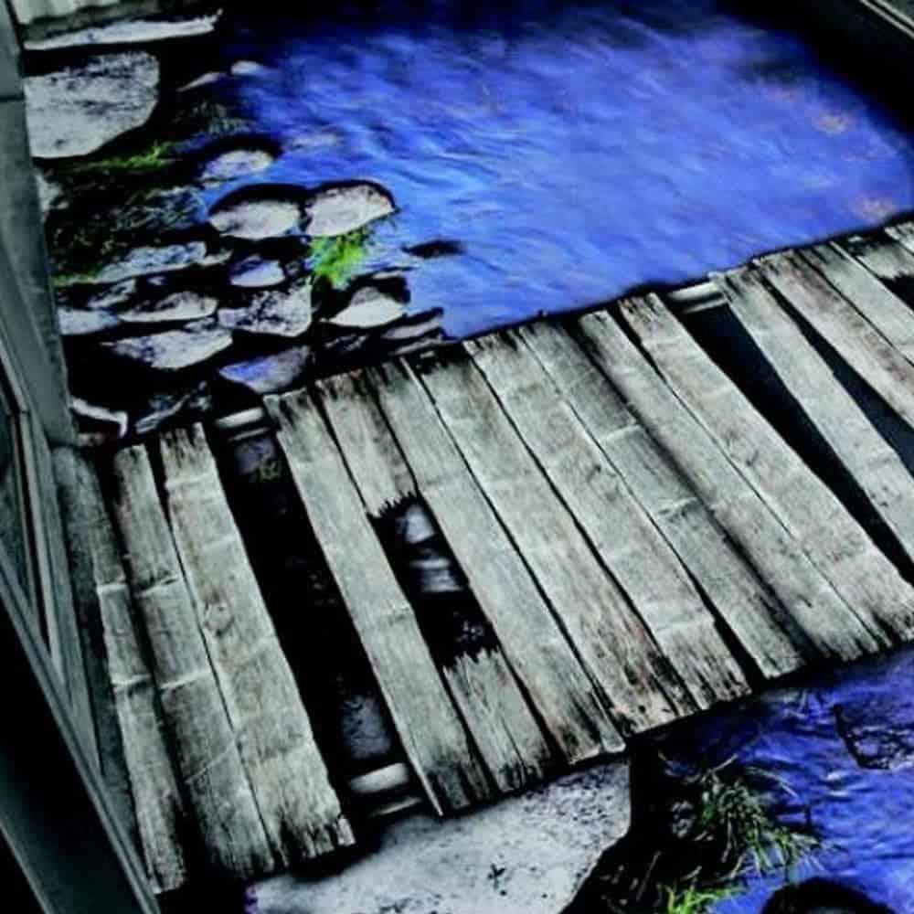 Full colour floor graphics | XG Group