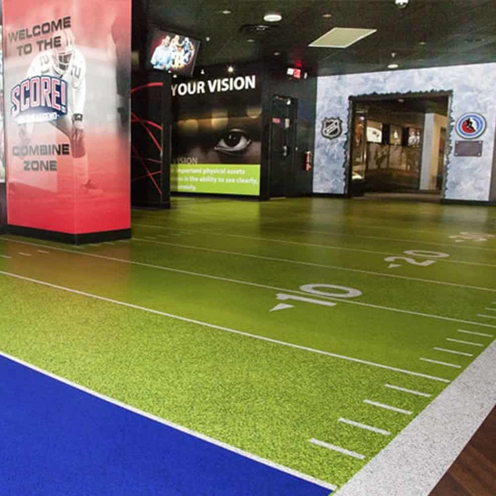 Printed Floor Graphics | XG Group