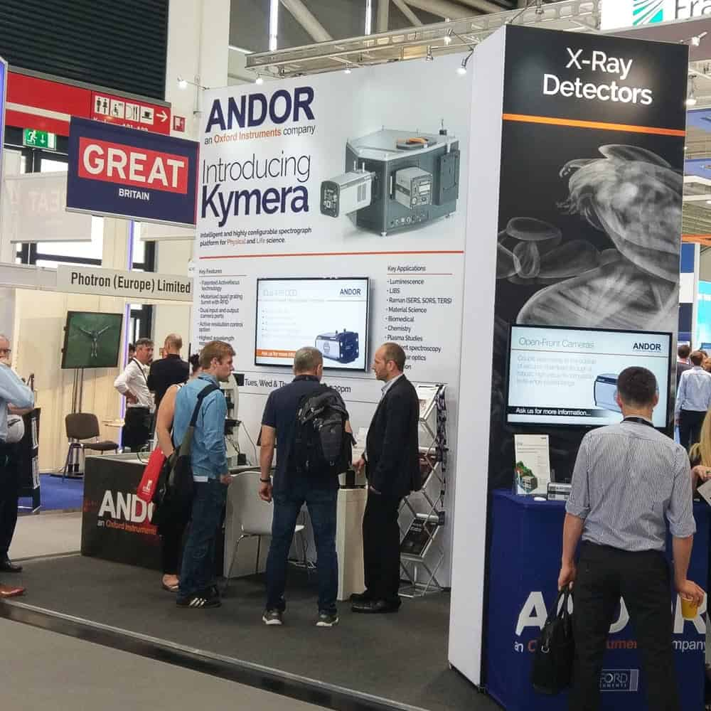 Modular Display Systems for Exhibitions