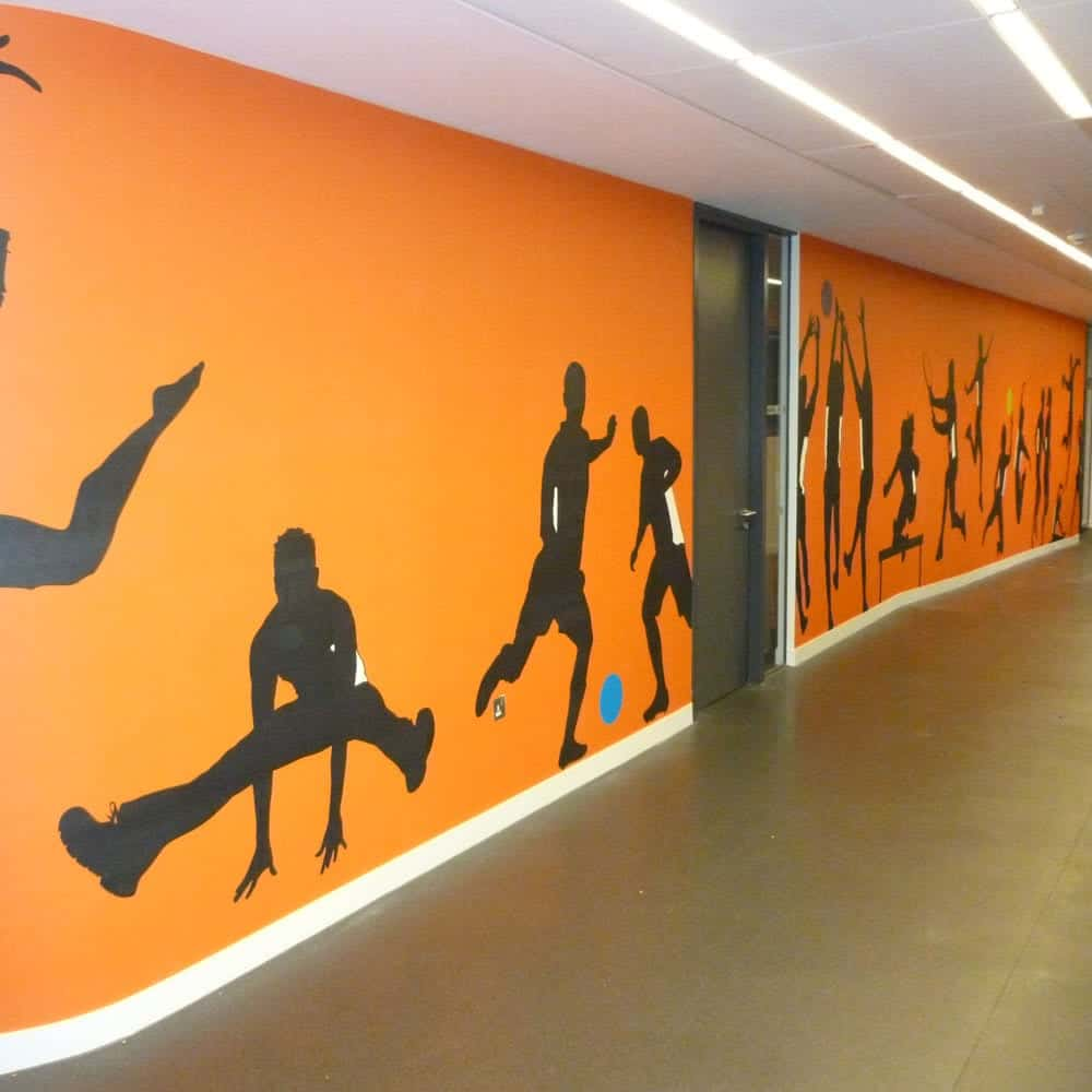 Digital Wall Coverings | Full Colour Custom Printed