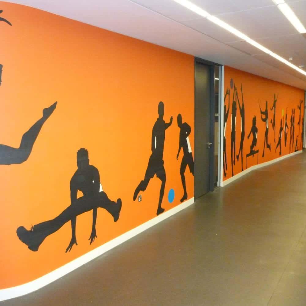 Digital Wall Coverings | Full Colour Custom Printed