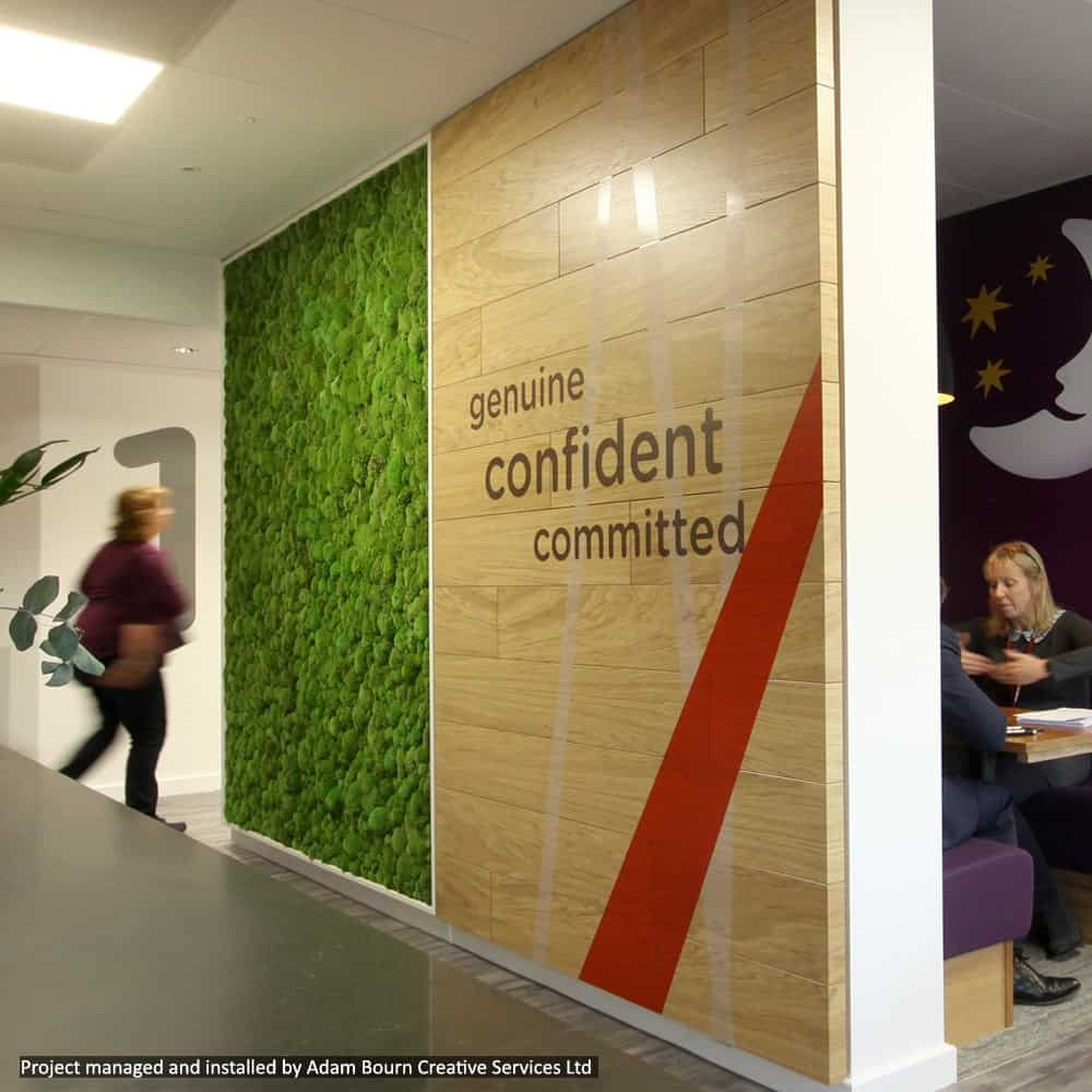 Digital Wall Coverings | Custom Printed & Branded