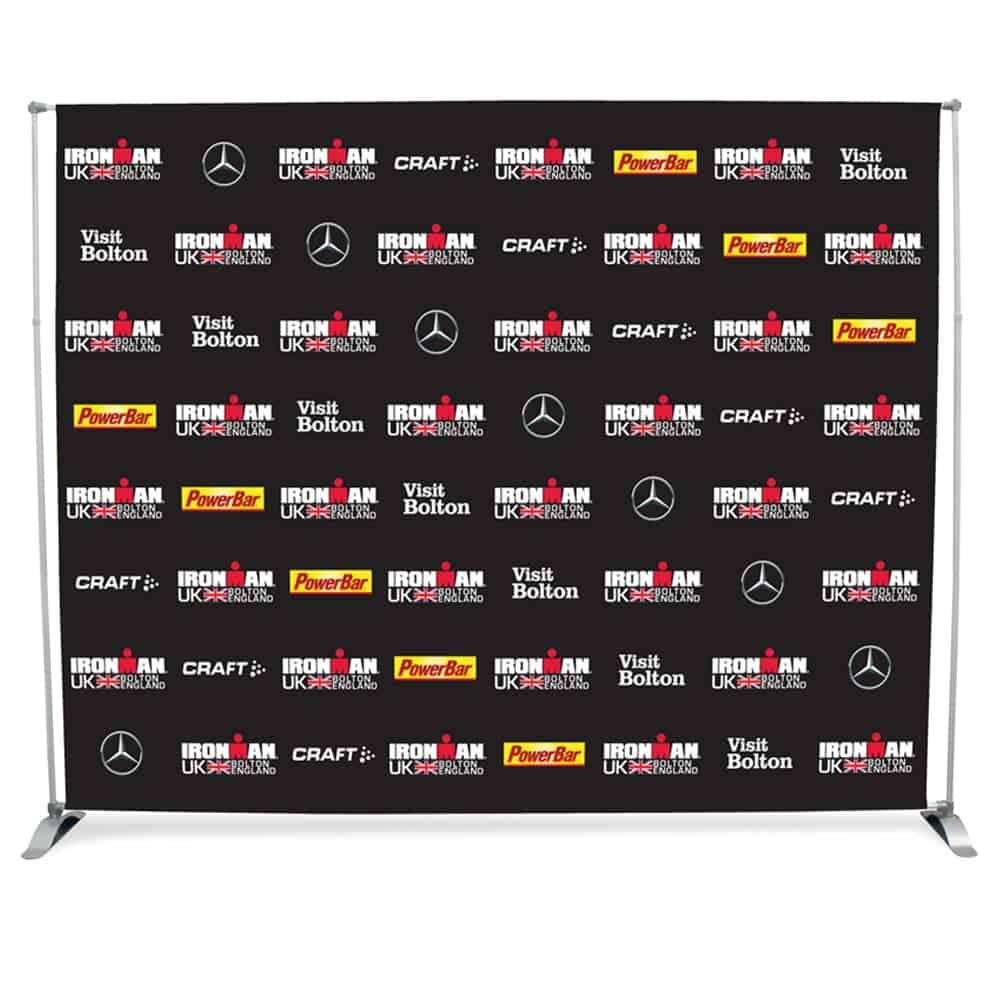 Pegasus Tension Banner Backdrop