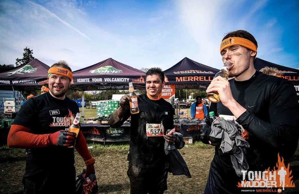 Tough Mudder Event Graphics | XG Group