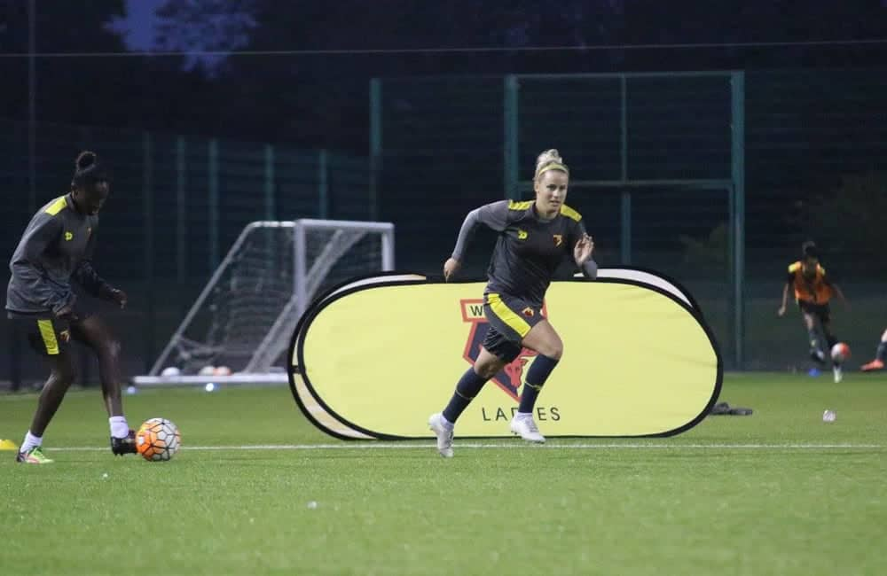 Pop Out Event Banners | Watford Ladies Football Club