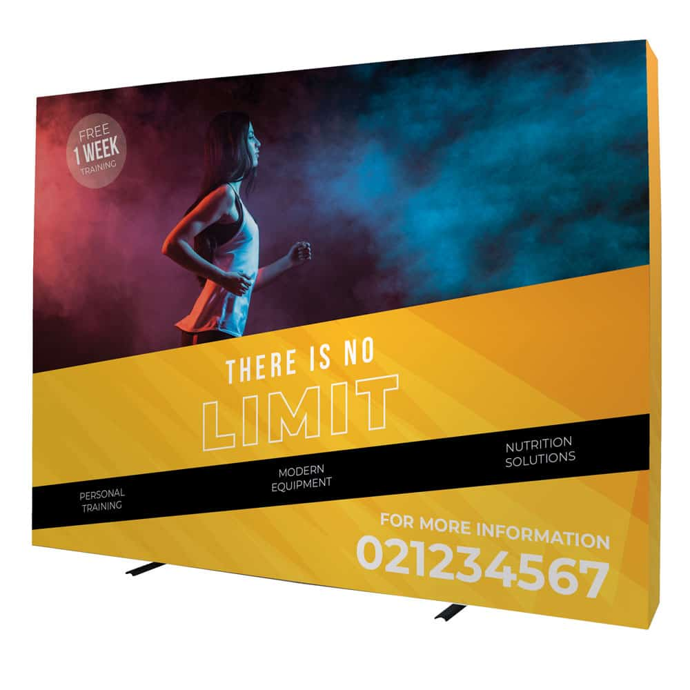 Embrace SEG Tension Fabric Pop Up Displays