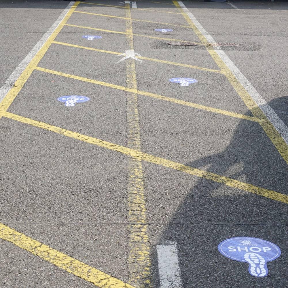StreetRap Floor Graphics | XG Group