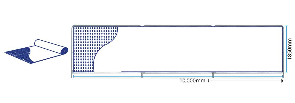 Heras fence roll | Xg Group