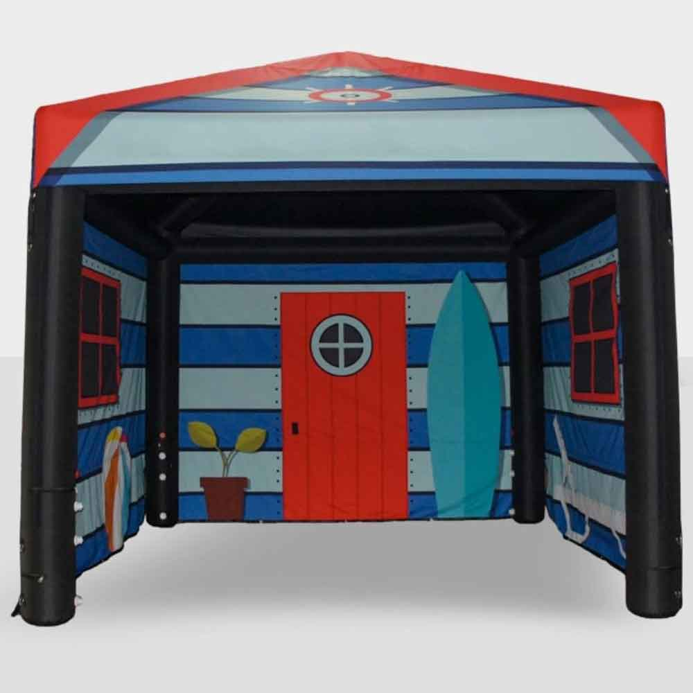 Inflatable 3x3 Gazebo Event Tent Fully Branded