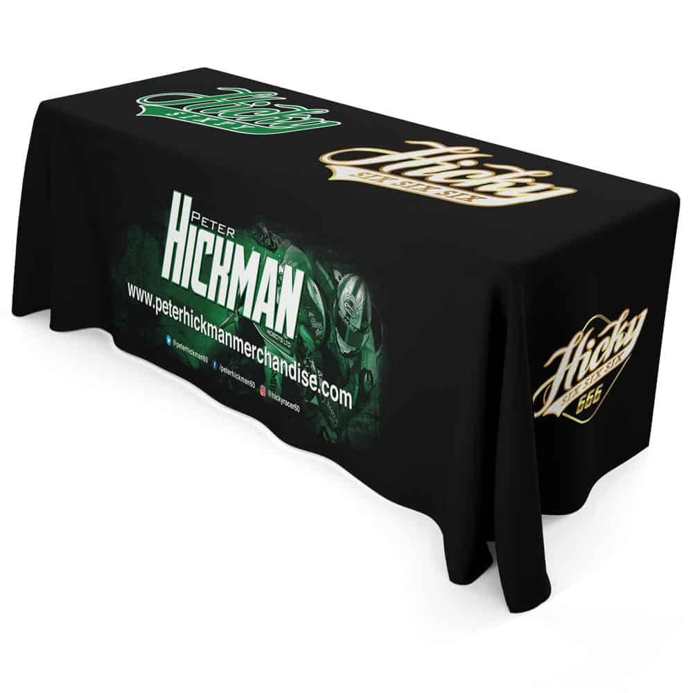 Branded Table Covers