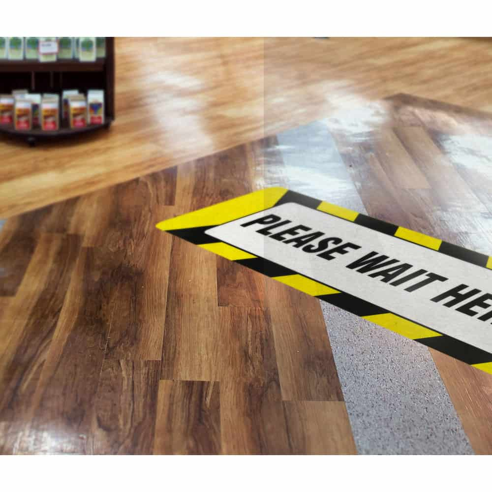 Printed Floor Graphics | XG Group