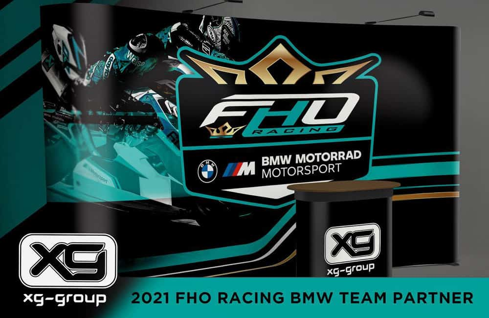 XG Group support FHO Racing in 2021