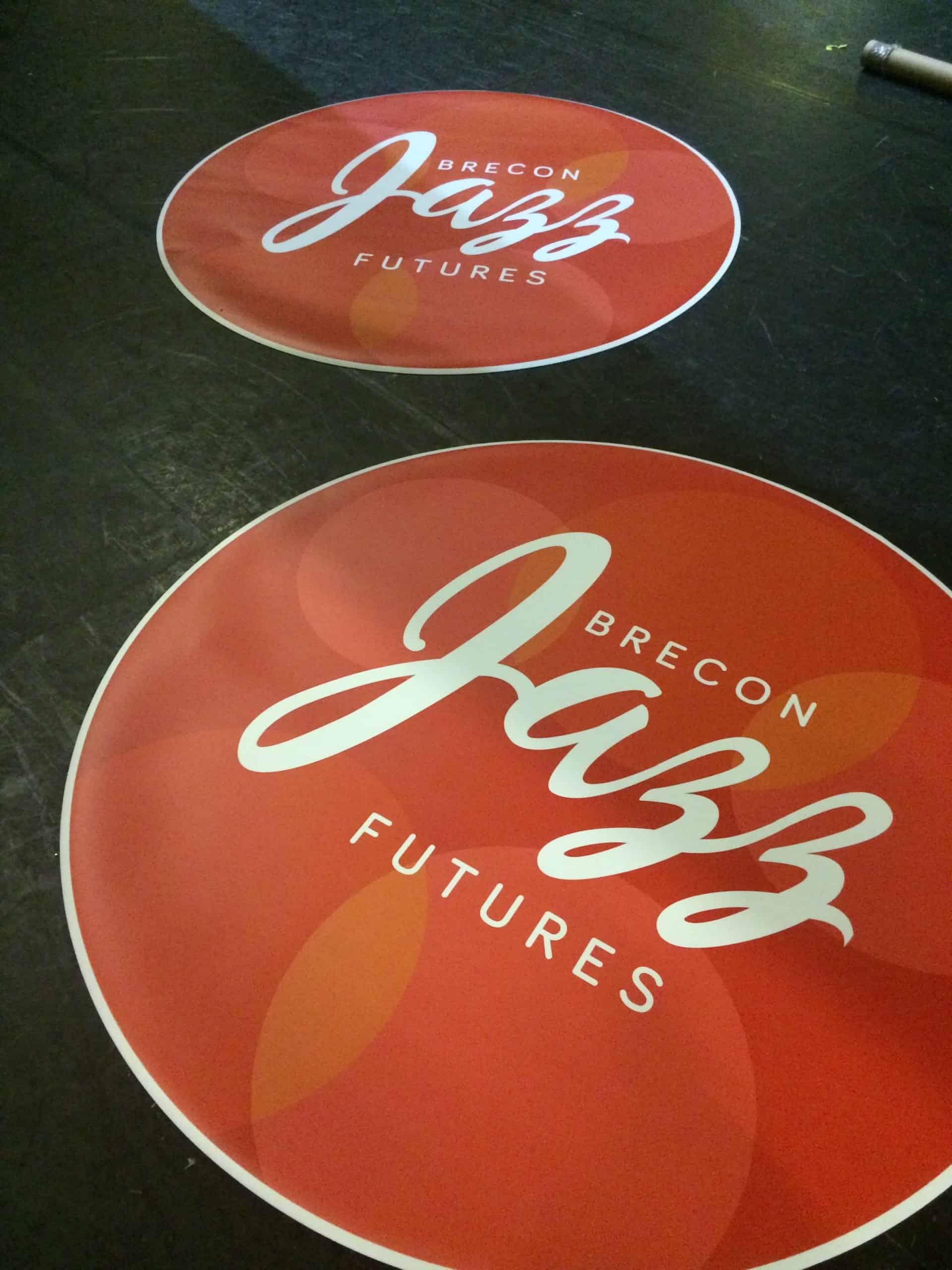 Floor Graphics Jazz